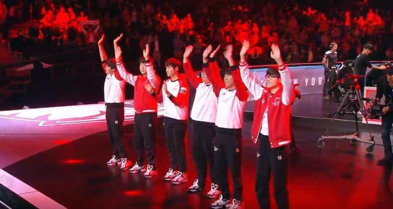Resumen de semifinal del mundial de League of Legends