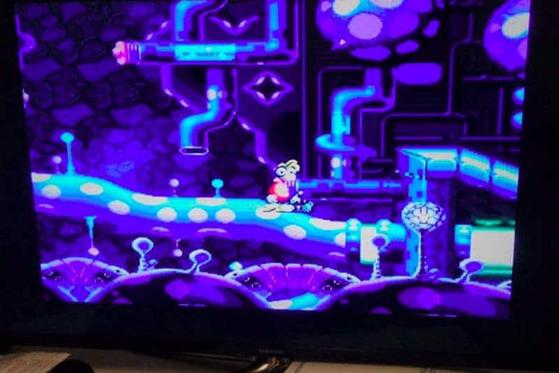 Rayman Super Nintendo descubrimiento