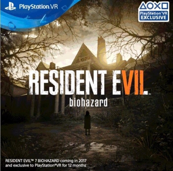resident evil 7 realidad virtual exclusivo