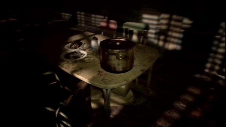 Resident Evil VII demo VR