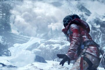 Rise of the Tomb Raider vídeo Playstation 4