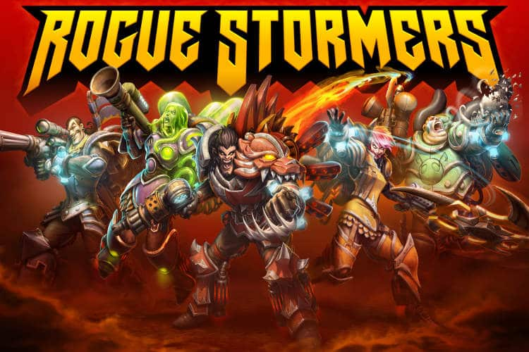 rogue stormers analisis pc