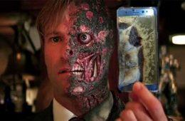 Samsung borra vídeos de GTA V del mod de los Galaxy Note 7 explosivos