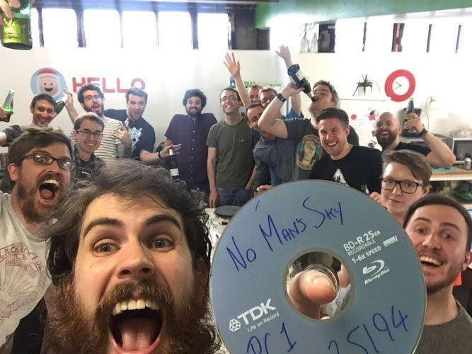 Hello Games se mantiene en silencio tras No Man's Sky