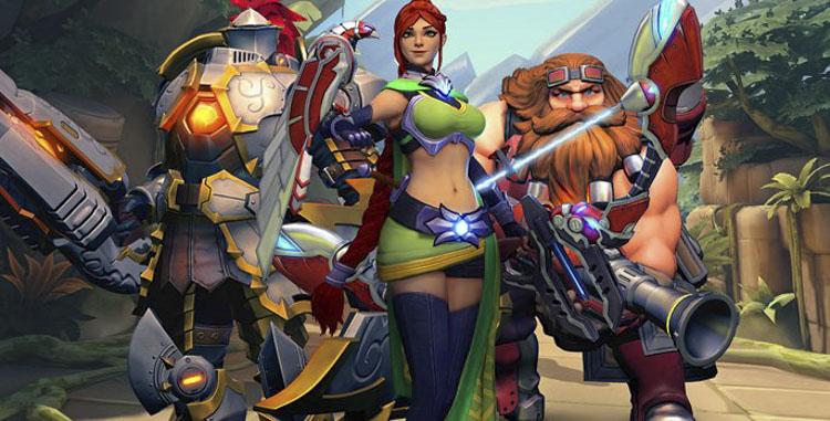 Paladins alcanza los 4 millones de jugadores en PC
