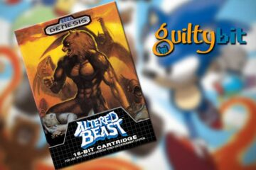 SEGA 3D Classics Collection Altered Beast