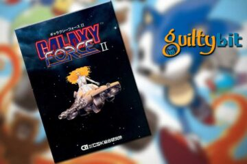 SEGA 3D Classics Collection Galaxy Force 2