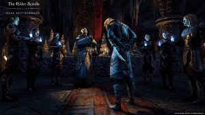 The Elder Scrolls Online La Hermandad Oscura