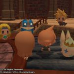 World of FInal Fantasy PVS escena