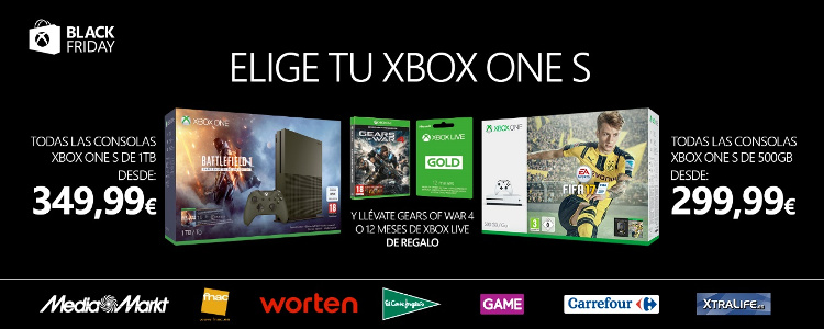 microsoft-xbox-one-black-friday-2016-ofertas-2