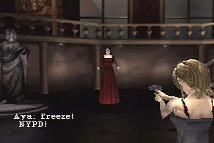 parasite eve playstation bitback