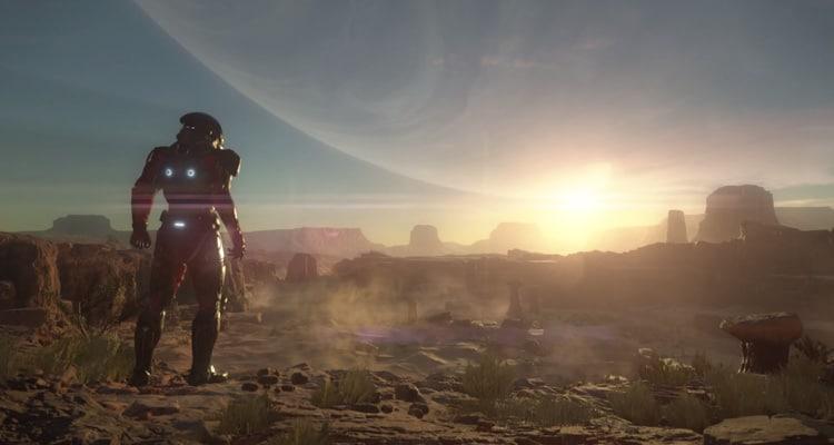 Desvelados nuevos detalles de Mass Effect: Andromeda
