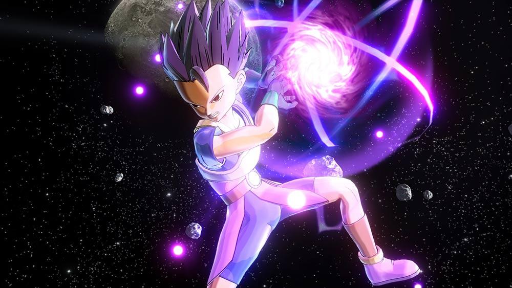 Dragon Ball Xenoverse 2 kyabe
