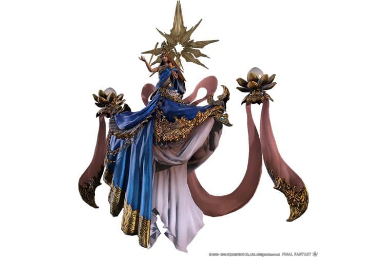 Final fantasy xiv lakshmi