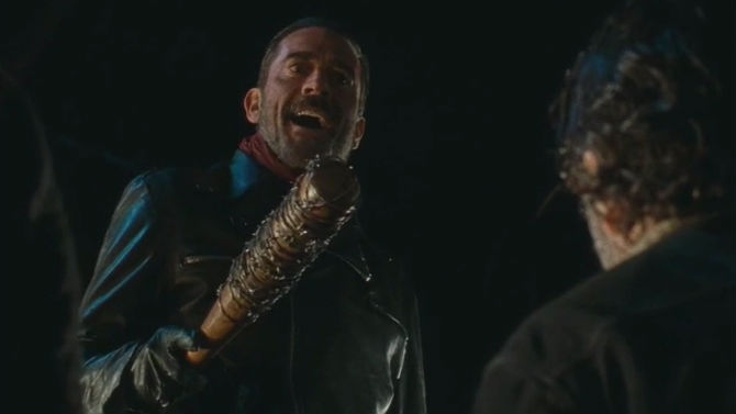 The Walking Dead Negan temporada 8