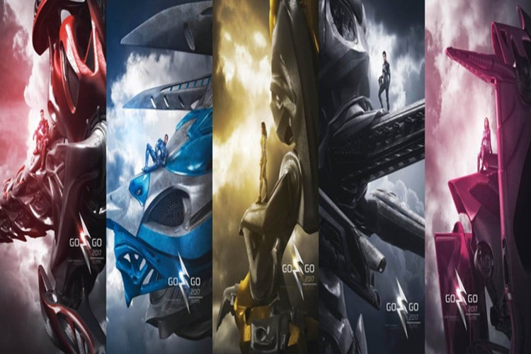 power rangers nuevos zords