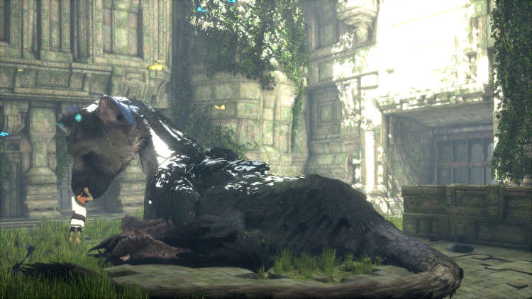 The Last Guardian comparativa