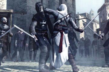 Assassin's Creed, forjan la espada de Altaïr