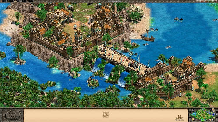 age of empires 2 rise of the rajas