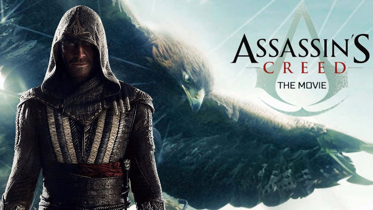 assassins creed pelicula trailer
