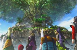 dragon quest xi opening