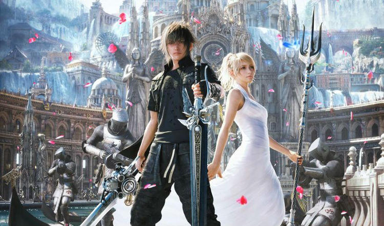 final fantasy 15 ventas records lanzamiento
