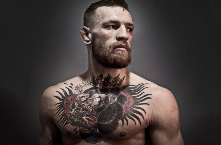 Juego de Tronos ficha Conor McGregor