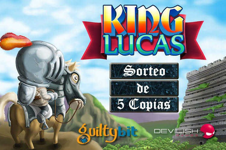 king-lucas-sorteo-guiltybit