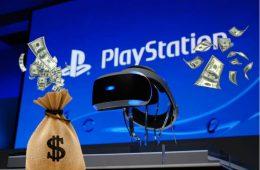 realidad virtual ventas playstation vr