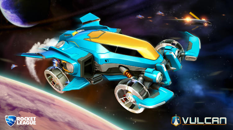 rocket league actualizacion futurista
