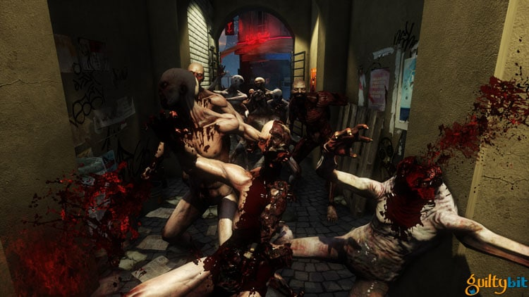 Killing Floor 2 - Análisis PlayStation 4