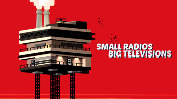 small radios big televisions analisis