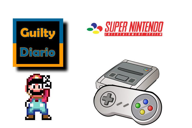 snes mini guilty diario