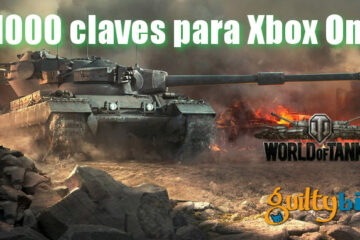 sorteo world of tanks xbox