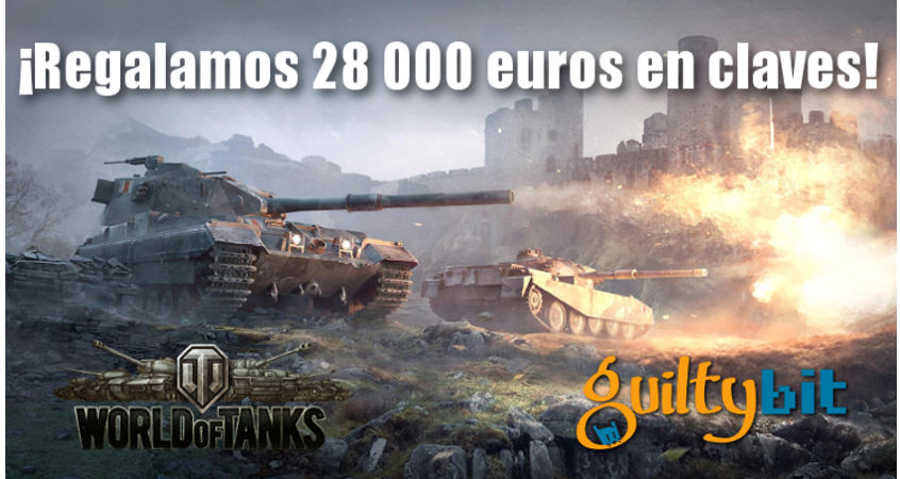 sorteo world of tanks