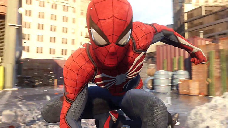 spiderman ps4 playstation experience