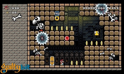 Super Mario Maker for Nintendo 3DS - Análisis
