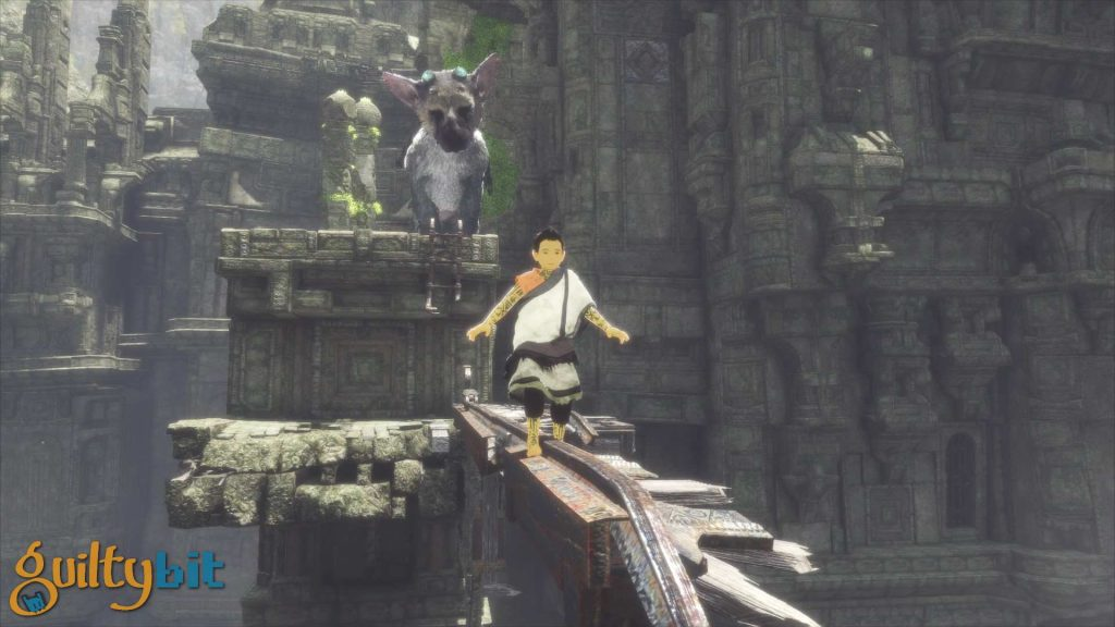The Last Guardian - Análisis PlayStation 4