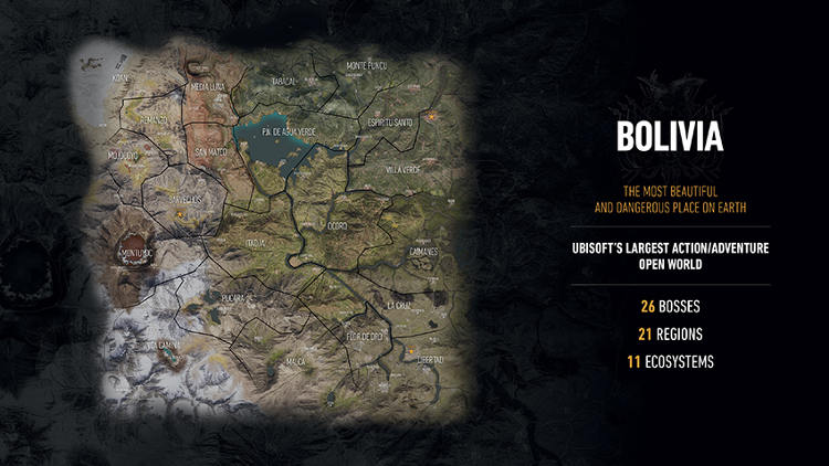 wildlands ubisoft mapa