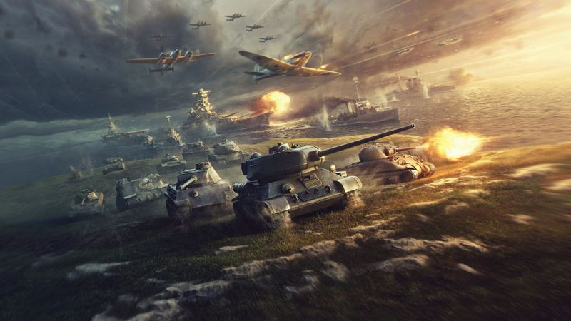 World of Tanks calendario de adviento