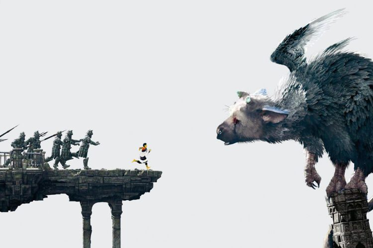 The last guardian mapa completo