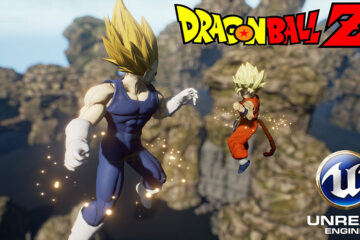 Dragon Ball Unreal actualización