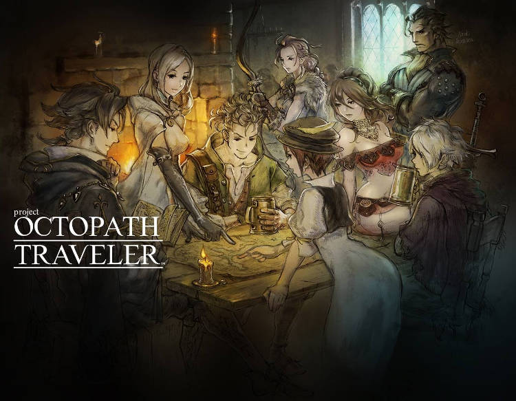 El productor de Bravely Default capitaneará Octopath Traveler para Switch