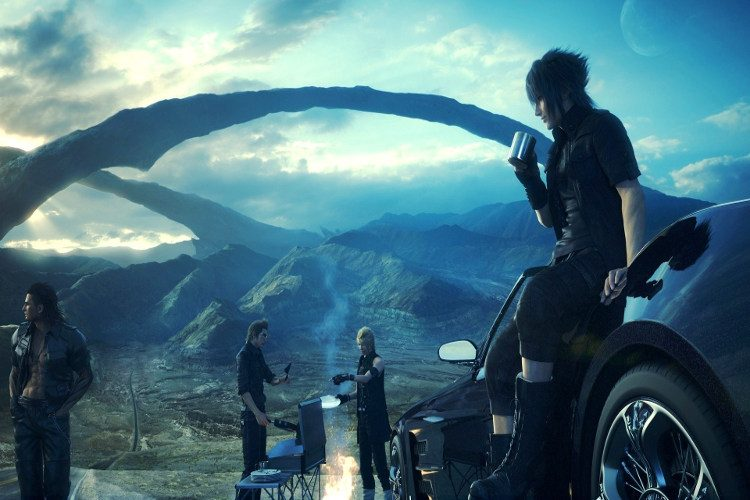 Final Fantasy XV copias distribuidas