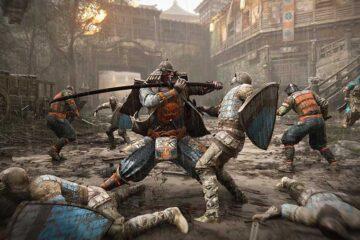 For Honor, nuevo tráiler presentando al samurai Nobushi