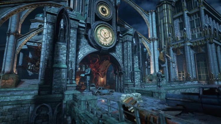 Gears of War 4 Camino de Sangre Torre del Reloj