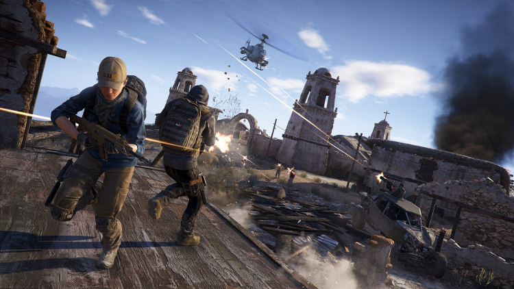 Ghost Recon Wildlands beta cerrada