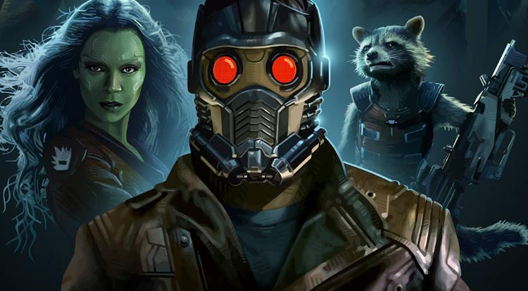 Guardianes de la Galaxia juego