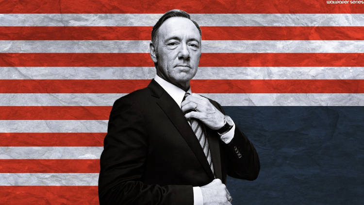 House of Cards quinta temporada