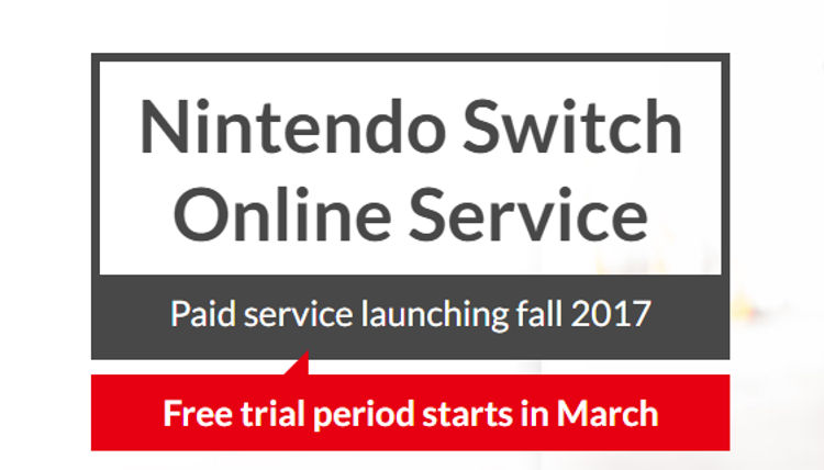 Nintendo Switch online de pago
